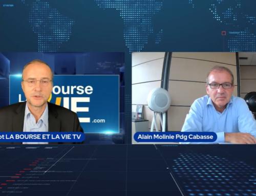 Entretien avec Alain Molinié, PDG de Cabasse Group
